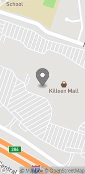 Mapa de 2100 SW S Young Dr en Killeen