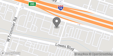 Map of 1300 E Central Texas Expy in Killeen