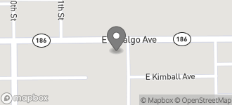Map of 694 E. Hildalgo in Raymondville