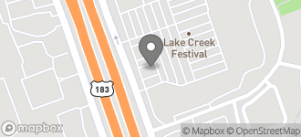 Map of 13729 Hwy. 183 N. in Austin