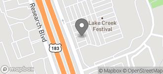 Map of 13729 Hwy. 183 N. in Austin