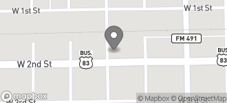 Map of 515 W 2nd Street in Mercedes