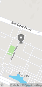 Map of 13500 Galleria Circle in Bee Cave