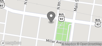 Map of 719 Hooks Street in Donna