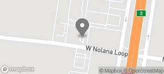 Map of 200 W. Nolana in Pharr