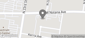 Map of 2205 Nolana Ave in McAllen