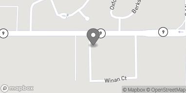 Mapa de 1203 West Petree Rd en Anadarko