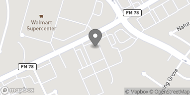 Mapa de 8336 FM 78 en Converse