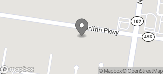 Map of 201 W. Griffin Parkway in Mission