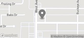 Map of 2431 Basse Road in San Antonio
