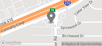 Map of 2602 N.W. Loop 410 in San Antonio