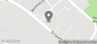 Map of 8995 Grissom Road in San Antonio