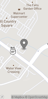 Map of 1433 S Main St in Boerne
