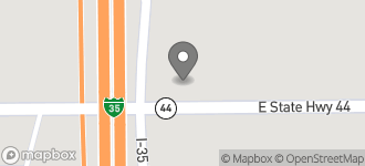 Map of 43 East Texas State Hwy 44 in Encinal