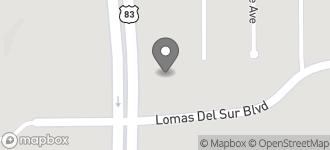 Map of 3615 Highway 83 in Laredo