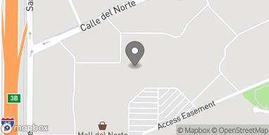 Map of 5300 San Dario in Laredo