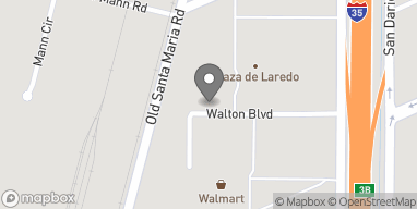 Map of 5704 N San Bernardo Ave in Laredo