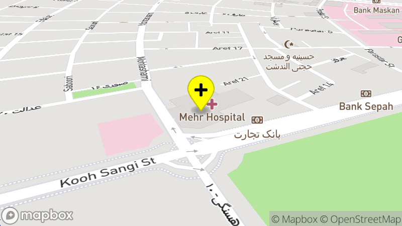 Mehr Hospital location