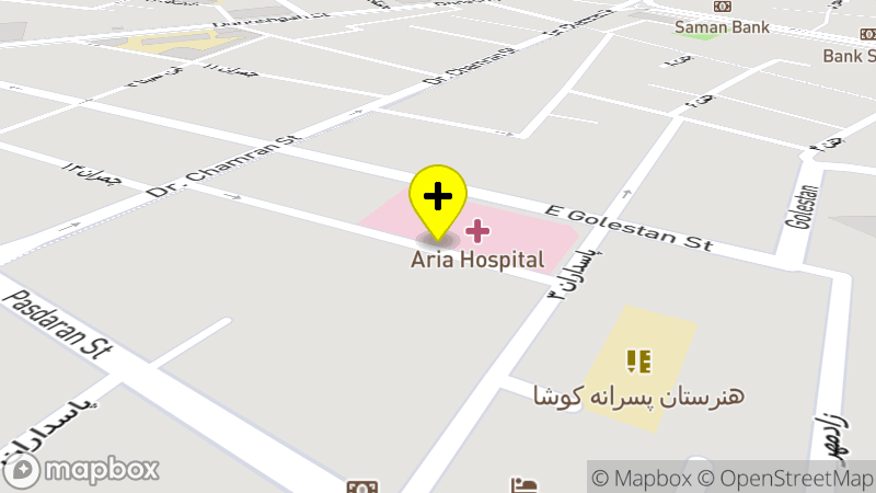 Aria Hospital location