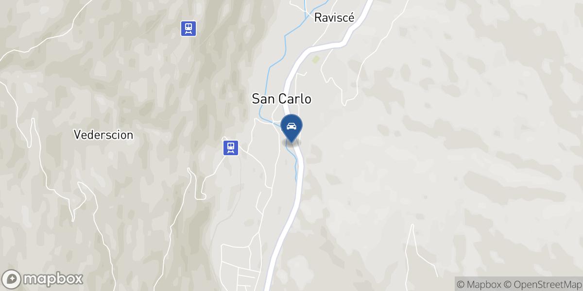 O. Heis SA map