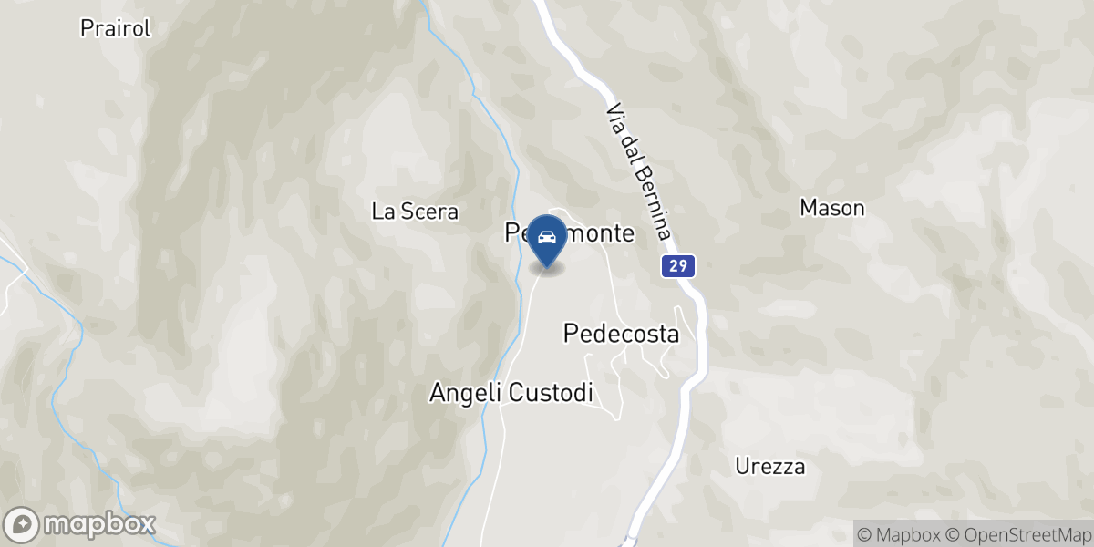 OFFICINA VISINONI map