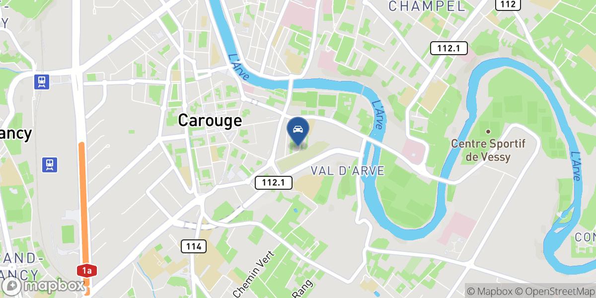 Auto-Pombo map
