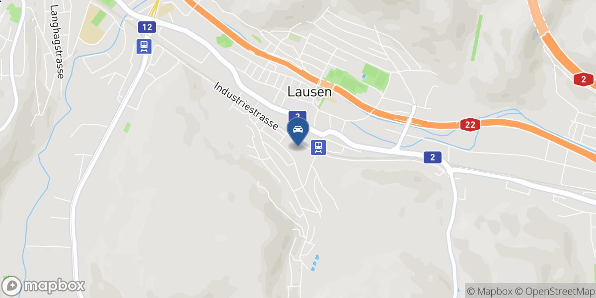 Garage Ivo Salvadori map