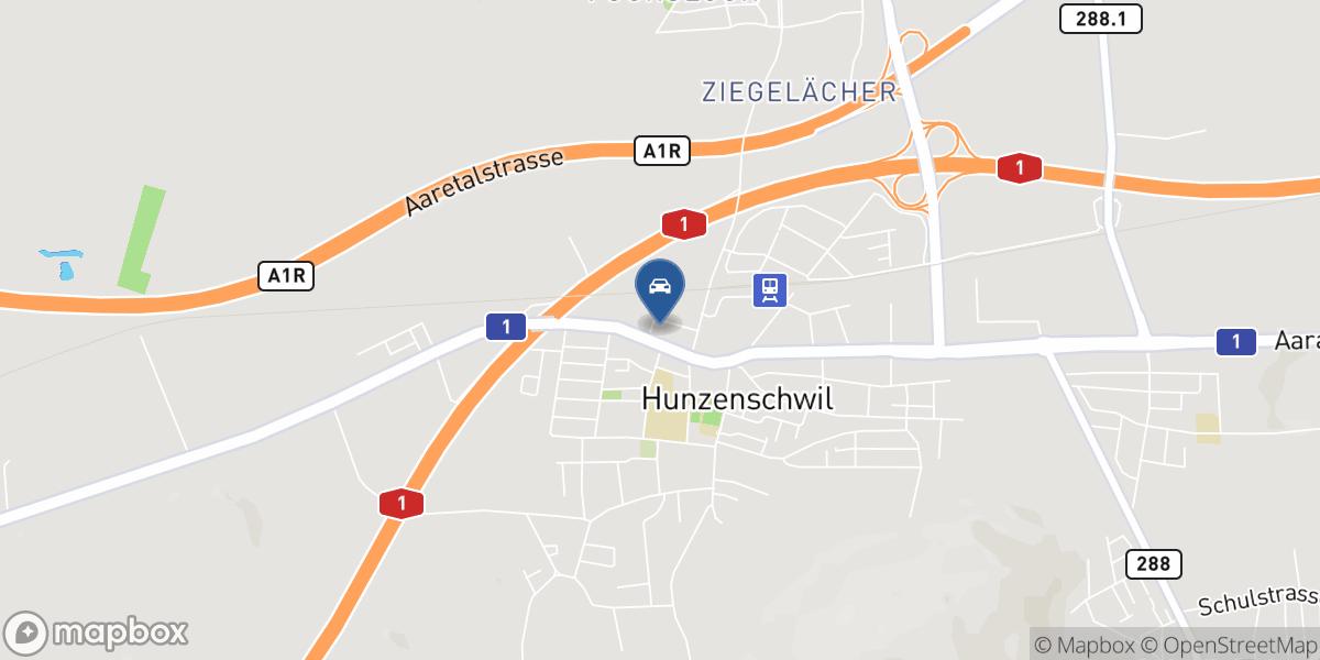 Gebr. Maurer Automobile GmbH map
