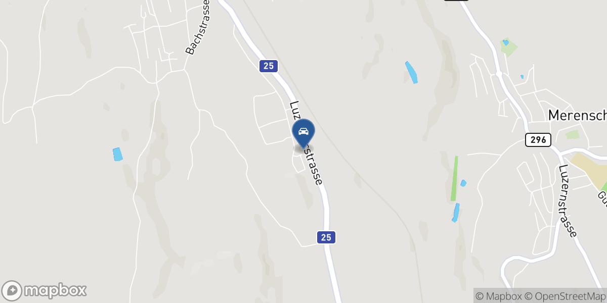 HUK's Autorepair map