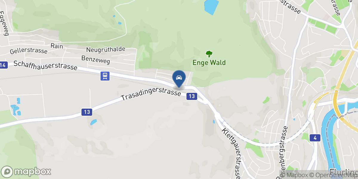 Garage Engebrunnen GmbH map