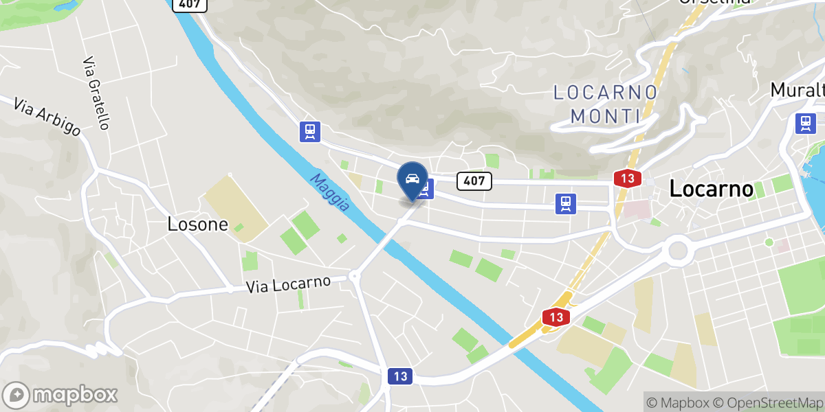 Margarini Sagl map
