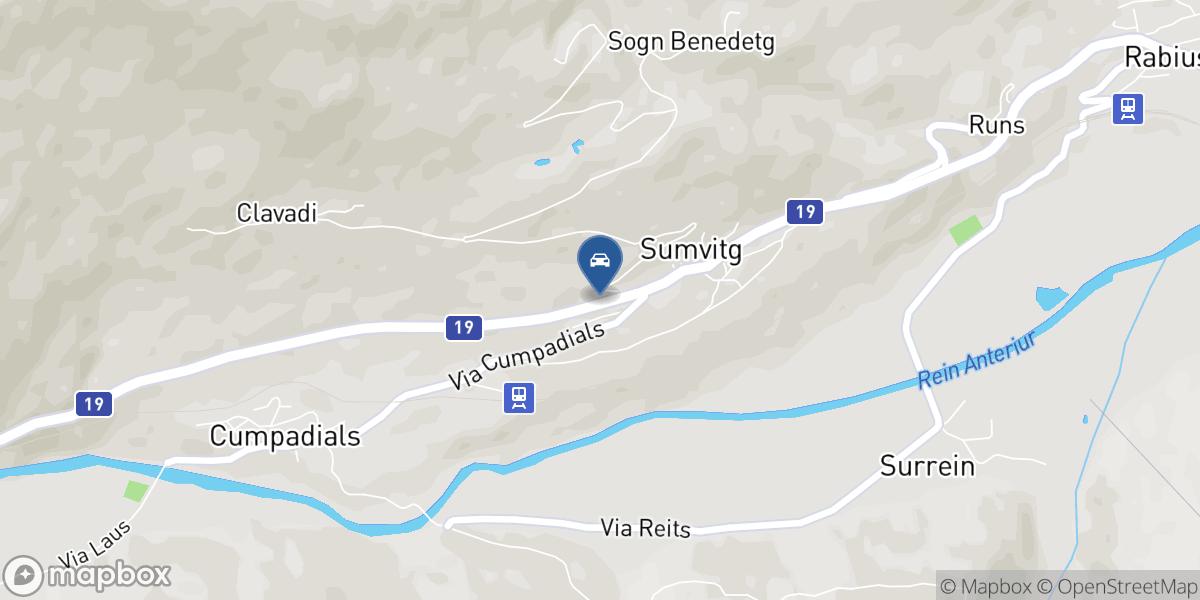 Garascha Bass SA map