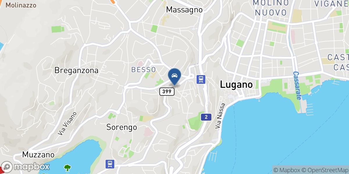 Bemauto SA map