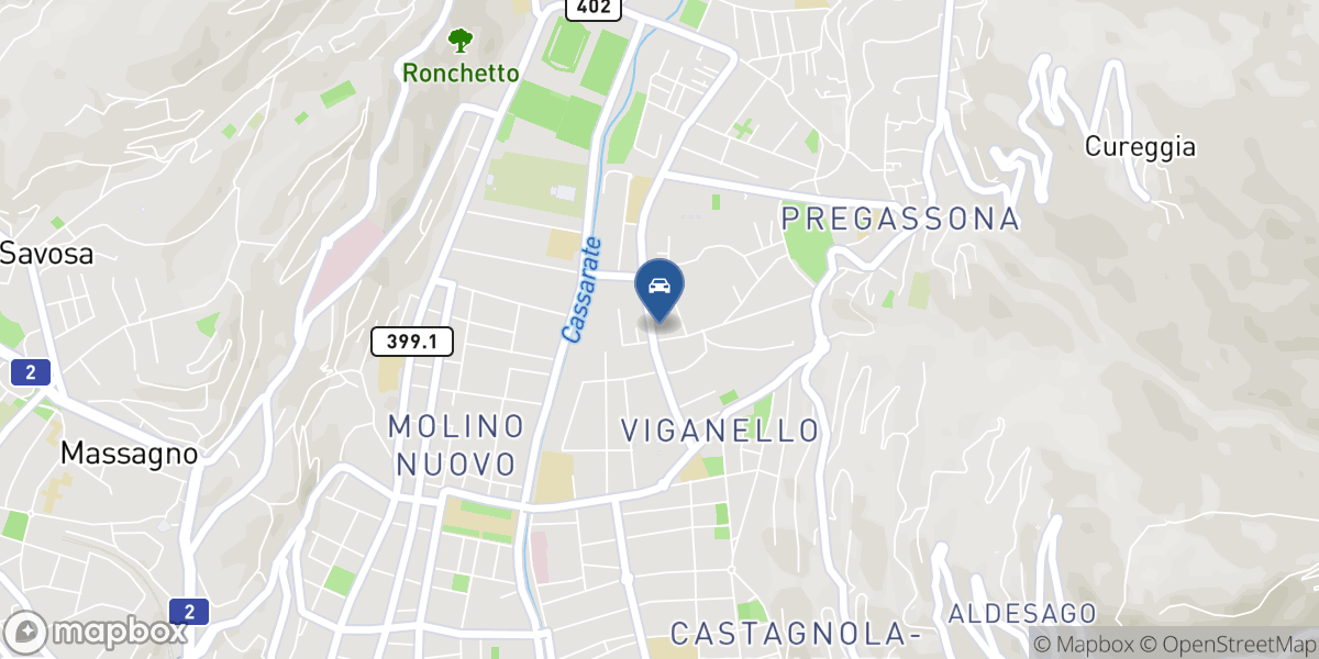 Cencini SA map