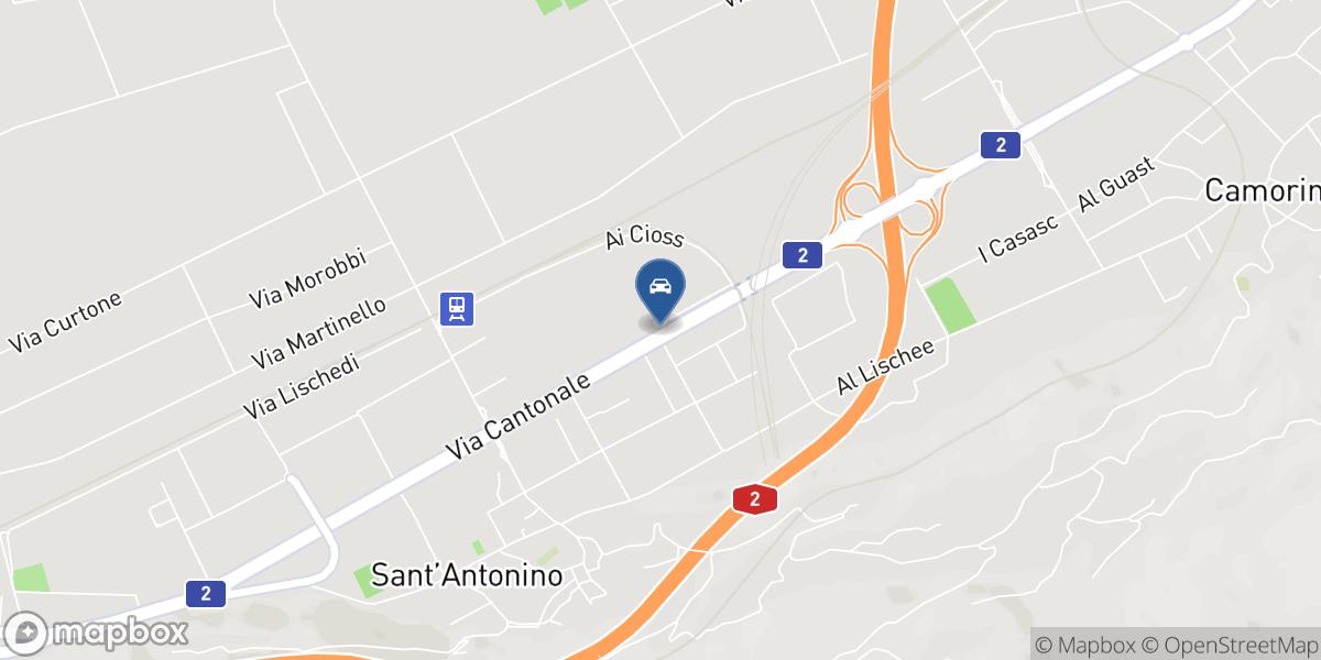 MHM Automobili SA map