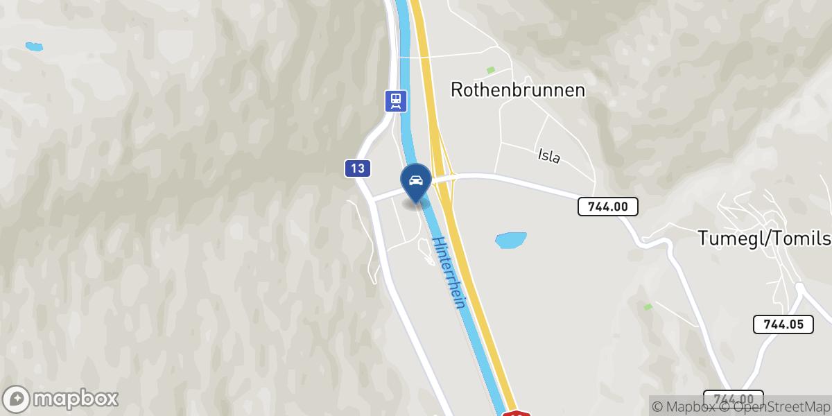 Albula map