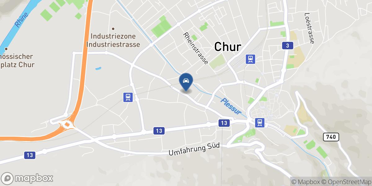 Auto-Manuel map