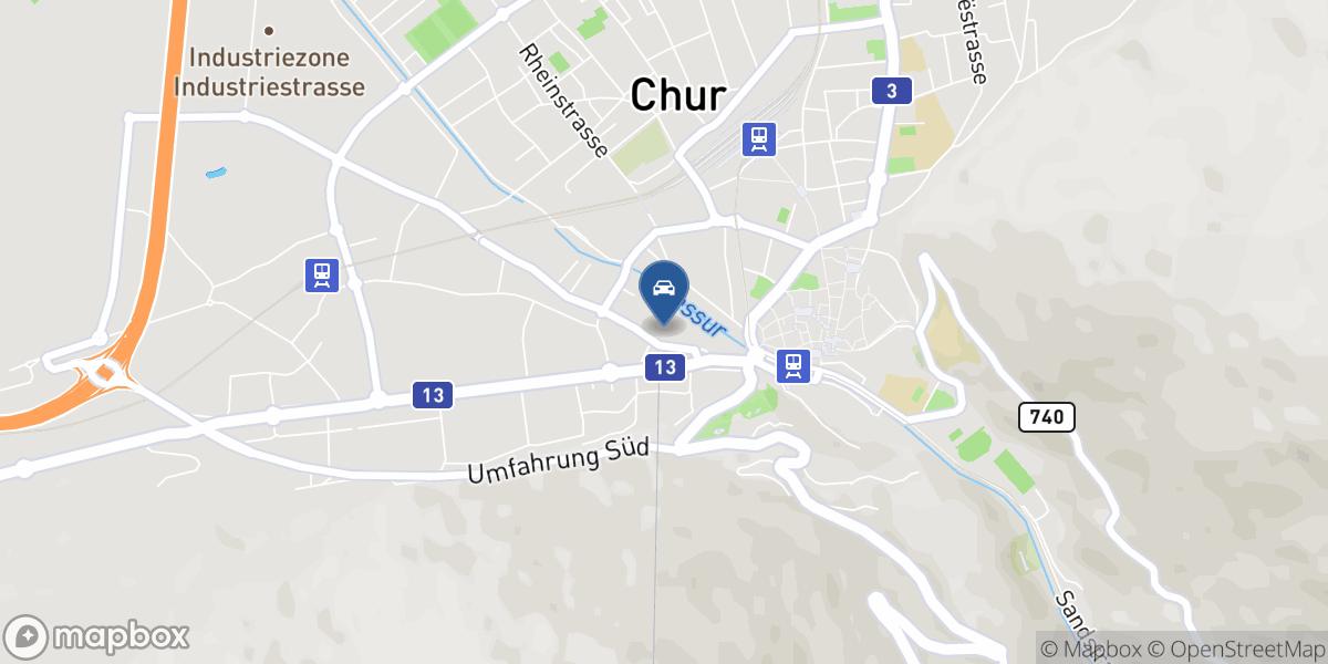 Bruno, Autoreparaturwerkstätte map