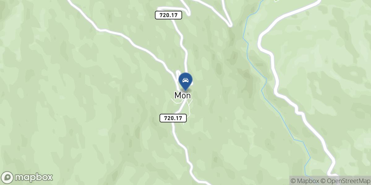 SONDER SA map