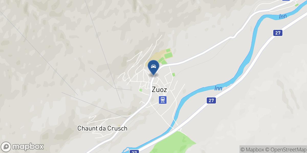 Bott SA map