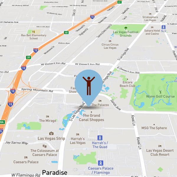 Shop for a Cause - 3200 S Las Vegas Blvd, Las Vegas, NV 89109