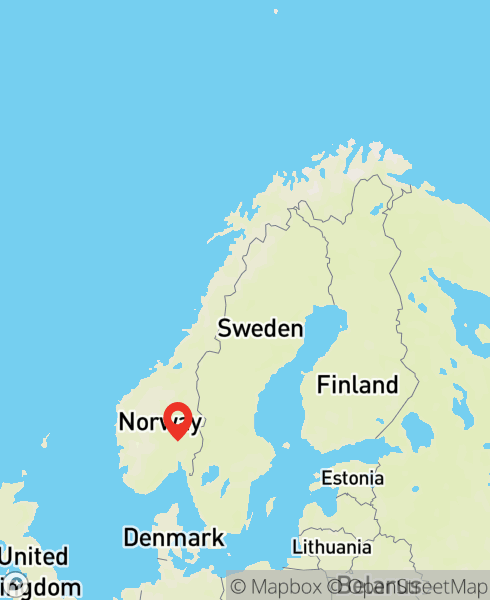 Mapbox Map of 10.38362,60.24083)