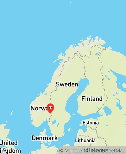 Mapbox Map of 12.00837,60.19695)