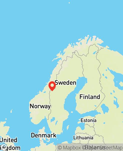 Mapbox Map of 13.076564,63.398715)