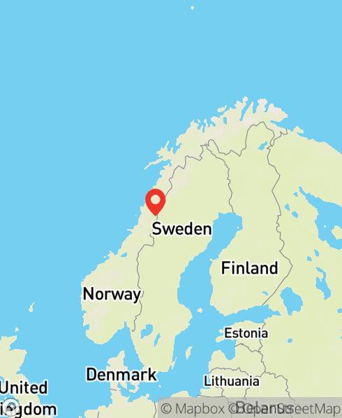 Mapbox Map of 14.35785,65.31343)