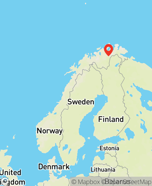Mapbox Map of 25.5052759,69.4729491)