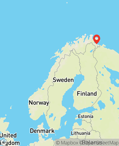 Mapbox Map of 29.728001255,69.466677585)