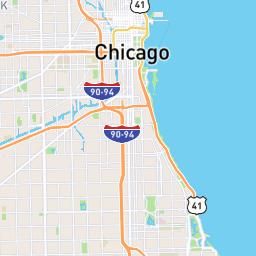 Chicago Hispanic Population By Zip Code - Chicago zip code map