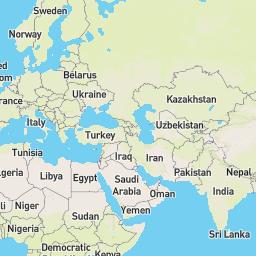 D Scanners Map - Sweden map 3d