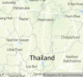 Karta Centrala Thailand.Resor Till Thailand Unika Hotell Hideaways Se